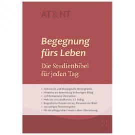 """Studienbibel """"Begegnung fürs Leben"""""""