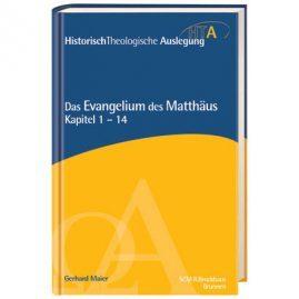 Theologisches Werk, Das Evangelium des Matthäus (Band 1)